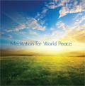 Guided Meditation For World Peace CD